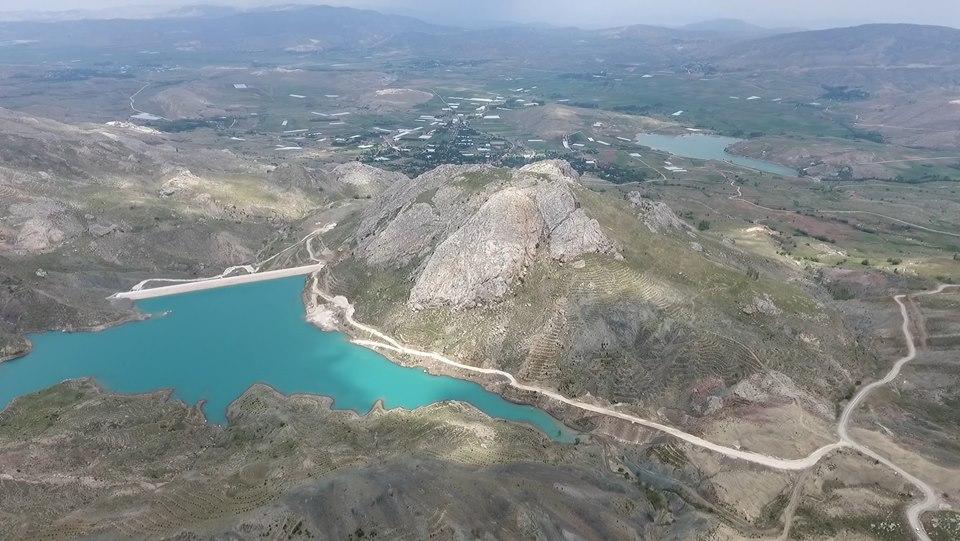Antalya Korkuteli Kozağacı Çağman Göleti Ve Sulaması İnşaatı